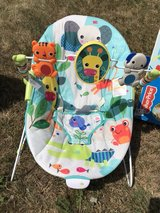 Fisher Price Bouncer in Sandwich, Illinois