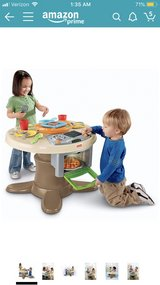 Fisher Price Servin' Surprises Kitchen & Table in Sandwich, Illinois