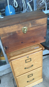 Chest Box / Filing Cabinet in Fort Leonard Wood, Missouri