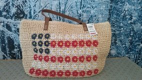 Large Flag Purse in Kingwood, Texas