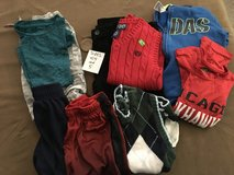 Boys 4/5 and 5 clothing lot - 9 pieces in Plainfield, Illinois