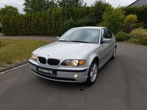 2002 Automatic BMW 320i * 6 Cylinder *LOW KM* NEW INSPECTION in Spangdahlem, Germany