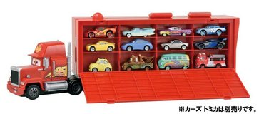 disney pixar cars mack tomica Japan truck car transport, new in box in Okinawa, Japan