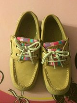 Toddler Girls Sperry Intrepid Shoes (Never Worn) in Moody AFB, Georgia