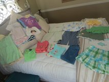 Girls size 4T pants sets, shorts sets, skirt sets, jeans, dresses, tops...31 pieces in Fort Rucker, Alabama