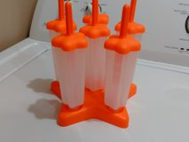 Martha Stewart Collection Set of 6 Ice Pop Star Popsicle Molds in Cherry Point, North Carolina