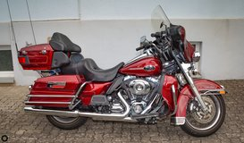 2010 Electra Glide Ultra Classic in Ramstein, Germany