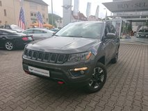 2018 Jeep Compass Trailhawk in Ramstein, Germany
