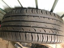 new summer tire! continental 225 55 r16 in Ramstein, Germany