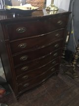 Antique cherrywood drawer in Beaufort, South Carolina