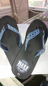 Men's REEF Flip Flops / Sandals / Shoes - Size 10 in Aurora, Illinois