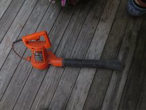 B&D Super Sweep lawn and leaf blower. Corded 115V in Beaufort, South Carolina