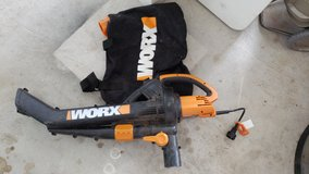 Worx leaf blower/vacuum in Fort Leonard Wood, Missouri
