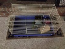 "Small Animal Wired Cage for Guinea Pig, Rabbit, etc; 29"" x 17.5"" x 16.5"" in Cherry Point, North Carolina"