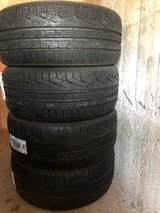 Pirelli M&S 245/40-R20XL (NEW NEVER USED OR MOUNTED) in Ramstein, Germany