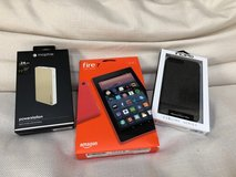 mophie powerstation, amazon fire 7, incipio esquire series in Norfolk, Virginia