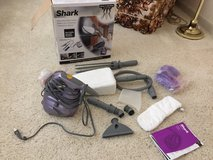 Shark Multi-Surface Steam Cleaner with Accessories and Manual; Handheld SC630 JUST REDUCED in Cherry Point, North Carolina