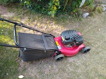 Lawn Mower with bag 5 HP in Ramstein, Germany
