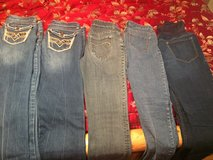 Jeans in Leesville, Louisiana