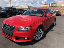 2012 AUDI A4 QUATTRO PREMIUM SEDAN 4D 2.0 TURBO LITER in Fort Campbell, Kentucky