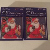 Christmas Cards w/Envelopes (price each) in Eglin AFB, Florida