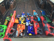 Nerf Guns Lot in 29 Palms, California