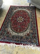 Middle Eastern floor rug in Bolling AFB, DC
