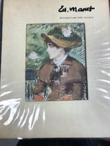 Manet Watercolors and Pastels in St. Charles, Illinois