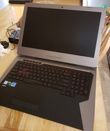 Asus G752VT 17-Inch Laptop in Fort Lewis, Washington