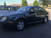 2002 Volkswagen Jetta 1.8 Turbo in Silverdale, Washington