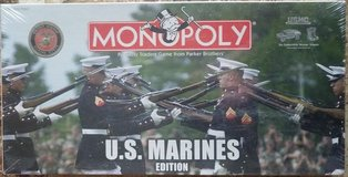 U.S. MARINES MONOPOLY in 29 Palms, California