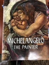 Michelangelo the Painter in St. Charles, Illinois