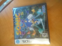 Sonic Colors Nintendo DS Game in St. Louis, Missouri