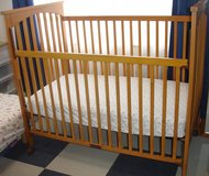 Nice Baby Bed - Complete Setup in Okinawa, Japan