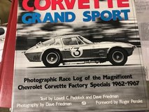 Corvette Grand Sport Autographed in St. Charles, Illinois
