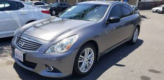 2010 Infiniti G37X in Camp Pendleton, California