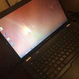 LAPTOP HP COMPAQ PRESARIO CQ62 ALTEC LANGING 250 gb HDD 2 gb RAM in Converse, Texas