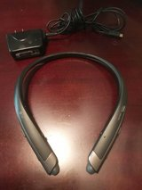 LG TONE PLATINUM® Bluetooth® Wireless Stereo Headset HBS-1100 Black in Fairfield, California