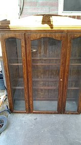 china cabinet in Yucca Valley, California