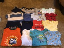 Baby boy clothes 0 to 12 month in Warner Robins, Georgia