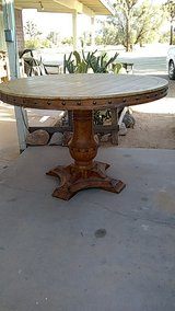 table in Yucca Valley, California