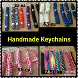 Handmade Keychains in Fort Campbell, Kentucky