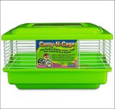 NEW Hamster Mice Cage Exercise Wheel Habitat Pet House Home Mouse Portable Green in Kingwood, Texas