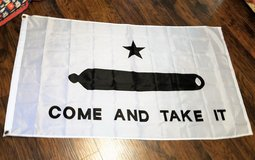 "Come and Take It Military USA American War Missile Army Navy Air Force Marines Flag 36"" x 60"" in Kingwood, Texas"