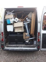 TRASH & JUNK REMOVAL/PCS/PICK UP & DELIVERY/LOCAL MOVING/ YARD -015237605502  Free Estimatebyk... in Ramstein, Germany