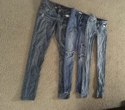 size 0 jeans in Hemet, California