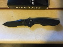benchmade contego(first production run) in Fort Leonard Wood, Missouri