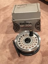 Vintage Diawa SF 706 Fly Reel [like new in box] in Okinawa, Japan