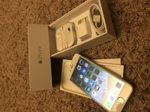 iPhone 6 64Gb Unlocked Silver in Vacaville, California