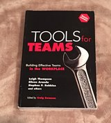 Tools for Teams NEW BOOK in Okinawa, Japan